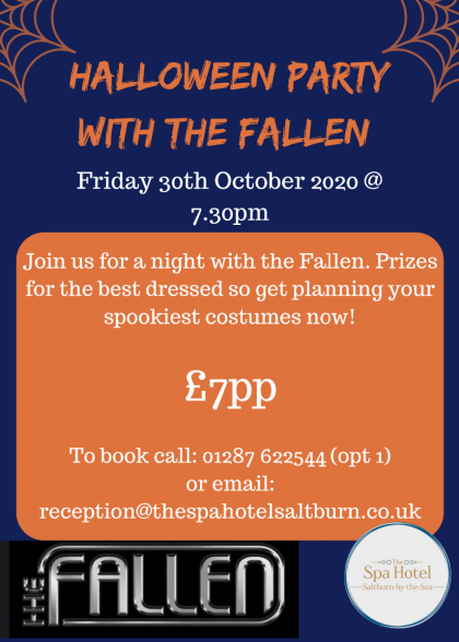 halloween with the fallen